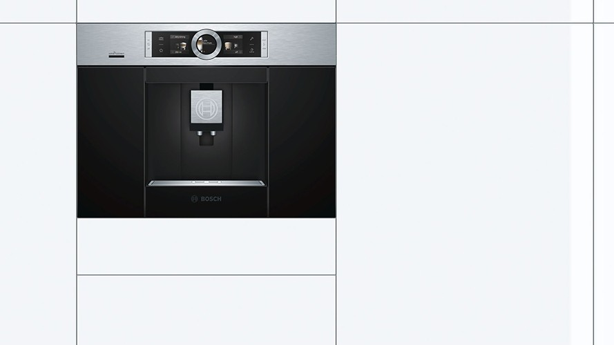 Automat de cafea espresso Inox - Bosch - CTL636ES6
